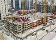 ЮТССОН, корпус 3: Ход строительства март 2021