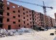 СНЕГИРИ, блок 10: Блок 10. Ход строительства март 2021