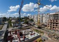 НИКИТИНА, дом 5: Ход строительства июль 2020