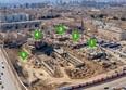 Арбан Smart на Краснодарской, дом 2: Ход строительства 1 апреля 2020