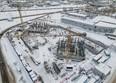 МЕТРОПОЛИС: Ход строительства 27 февраля 2021