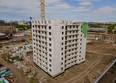 АПРЕЛЕВКА, дом 4: Ход строительства 30 мая 2021