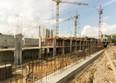 ЛОКОМОТИВ, б/с 9 и 10: Ход строительства июль 2021