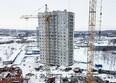ВЕРХНИЙ БУЛЬВАР, дом 8: Ход строительства февраль 2019