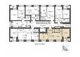 ОНЕГА, дом 1: 2-комнатная 54 кв.м
