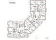 Жилой комплекс Эко-квартал Flora&Fauna (Флора и Фауна), блок Д: Планировка 4 этажа