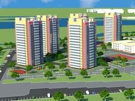 Продается 1-комнатная квартира ВОЛНА, дом 2, 43.5  м², 2827500 рублей