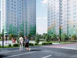 1-комнатная квартира, 43.11  м², 2-18/18 этаж
