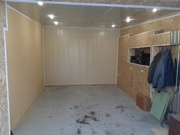 гараж, 24  м², монолитный