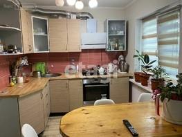 Продается 1-комнатная квартира Борсоева ул, 45.2  м², 4300000 рублей