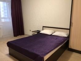 1-комнатная квартира, 37  м², 10/17 этаж
