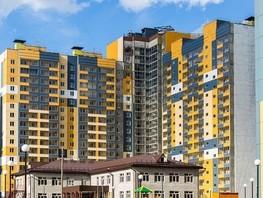 2-комнатная квартира, 65.2  м², 1/20 этаж
