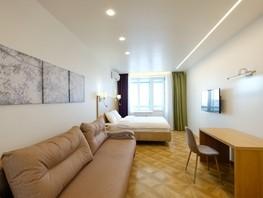 1-комнатная квартира, 45  м², 10/12 этаж