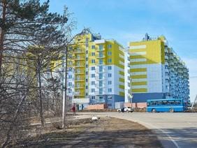 Новостройка ЮГО-ЗАПАДНЫЙ, б/с 5-7