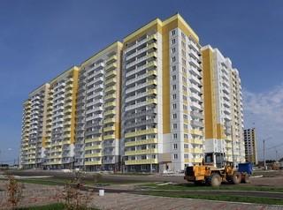 Строительство экономжилья в Красноярске началось