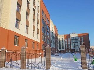 Сдан первый дом ЖК «Дружный-3»