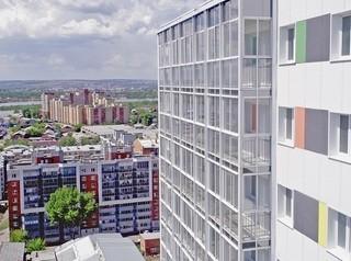 В Иркутске за полгода ввели в эксплуатацию 1953 квартиры