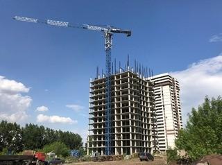 В Черемушках готовятся возобновить строительство двух проблемных домов