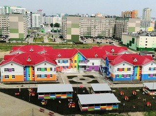 Пять детских садов сдадут в Барнауле за 2021 год