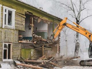 В Усть-Куте снесут 17 ветхих домов