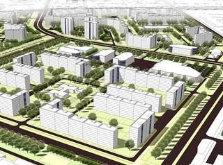 Сроки доработки проекта планировки северо-западной части левобережья перенесли в очередной раз