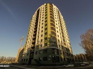 Сдана новостройка на Нагорной с пятикомнатными квартирами
