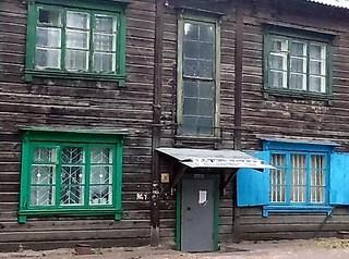 На месте бараков на улице Семафорной появится многоэтажный жилой дом