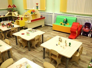 Десять детских садов построили в Новосибирске в 2019 году