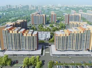 Жилой комплекс в Новоалтайске занял третье место в рейтинге самых больших домов Сибири