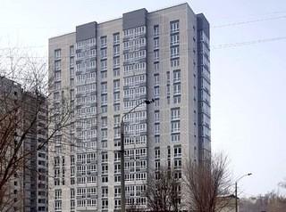 На улице Гущина построен ЖК «Спорт-Сити»
