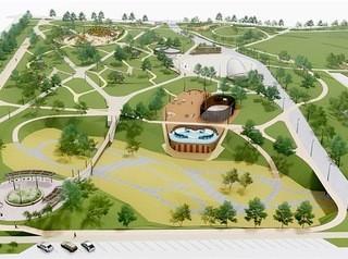 Строительство сквера в Солнечном начнется в этом году