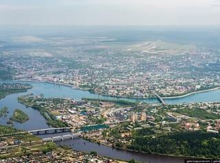 В Иркутске повторно ищут инвестора для участка на берегу Иркута