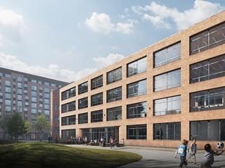 Школу в «Европейском Береге» построит компания «Брусника»