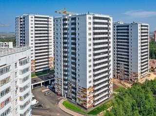 Красноярск перевыполнил план по вводу жилья в 2019 году