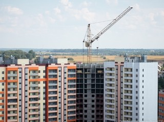Жилищное строительство в Томской области сохраняет прошлогодние темпы