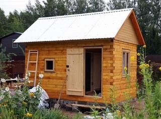 Бани, сараи и летние кухни перестанут считаться недвижимостью