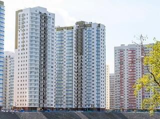 В Красноярске растет количество застройщиков и строящихся квартир
