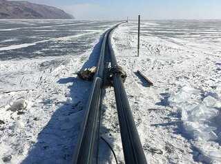 На Байкале запретили строить завод по розливу воды