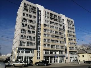 На улице Ленина построен дом с малогабаритными квартирами
