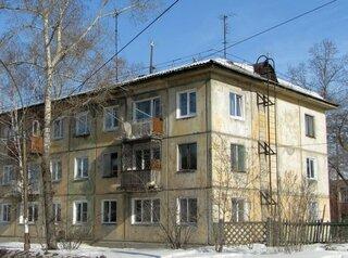 Первую аварийную хрущёвку в Ангарске снесут до 25 декабря