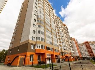 В ноябре застройщики Барнаула досрочно сдали два дома в Индустриальном районе