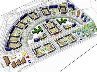 Район «Южные Ворота – 2» ТДСК застроит по квартальному принципу