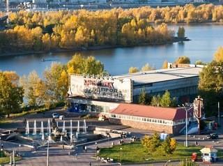 На торги выставлен участок для строительства спортивного комплекса на Предмостной