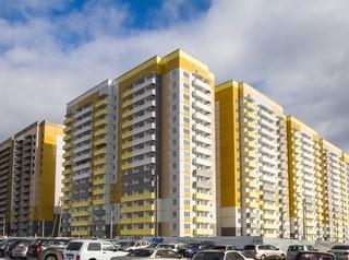 «Сибиряк» сдает первый дом с квартирами по 35 тыс. руб. за кв.м.