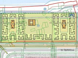 Частные дома на 4-й и 5-й Заречной улицах изымают для строительства нового микрорайона