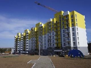В «Юго-Западном» завершается строительство домов первой очереди