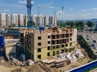 С использованием эскроу-счетов в Красноярском крае куплено всего 50 квартир