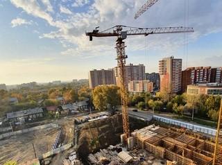 В Иркутской области за 8 месяцев возвели 437,1 тысяч «квадратов» жилья