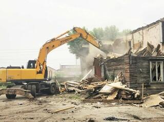 С начала года в Красноярске не прошло ни одних торгов на развитие застроенных территорий