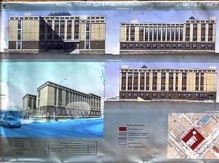 В 2020 году реконструируют Музыкально-гуманитарный лицей на улице Комсомольской